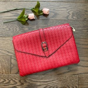 💫3 for $10💫 Little Red Clutch NWOT